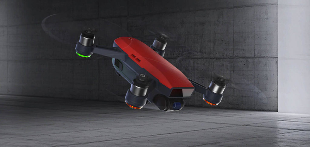 Drone DJI Spark pode ser controlado por gestos