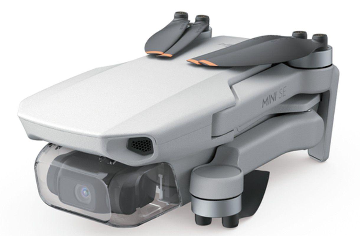 DJI Mini SE, drone ultraleve e compacto