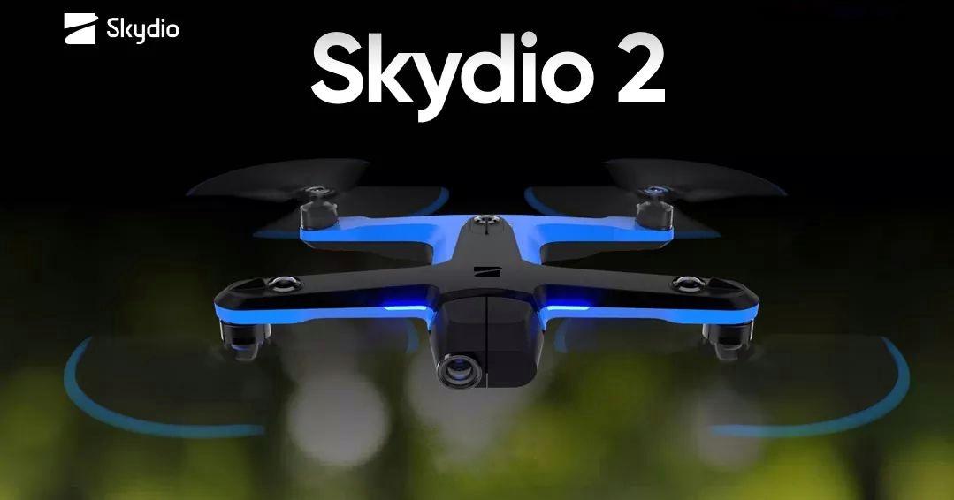 Skydio 2 um drone super inteligente capaz de desviar de obstáculos